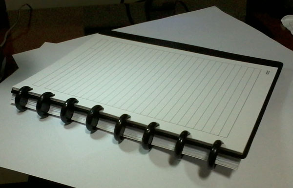 Caderno ARC Staples